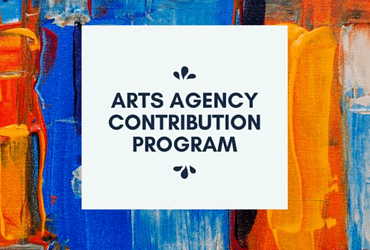Arts Agency Funding Available Now!  Deadline June 14