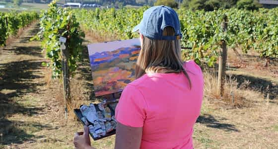 CALL TO ALL ARTISTS! PLEIN AIR PAINTING EVENT
