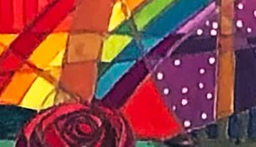 Participate in the Tigard Community Mural Painting March 20-28