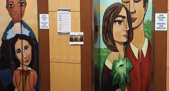 Call to Artists: Art to Be Reproduced on Elevator Doors at the Civic Center and Library, Deadline: Feb. 10