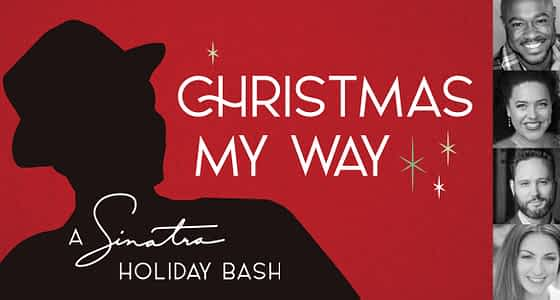 Broadway Rose to Stream a Sinatra Holiday Bash