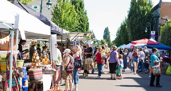 6 New Oregon Listings in the National Register of Historic Places, Including Forest Grove's Downtown Historic District