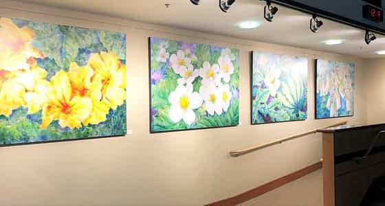Call to Artists: Shirley Huffman Auditorium, Deadline May 15