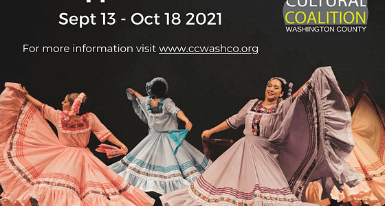 Grant Opportunity: Cultural Coalition of Washington County Grants, Deadline October 18